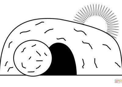 Jesus Empty Tomb