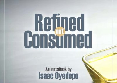 Refined Not Consumed