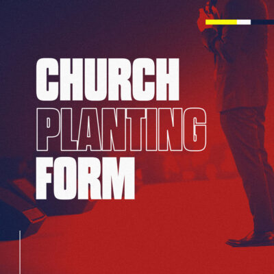 Church Planting Form